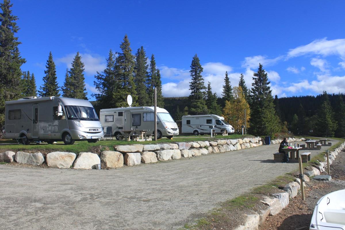 Bobil og camping i Norefjell-området - Visit Sigdal